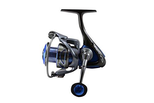 Okuma Inspira Carbon Frame Lightweight Spinning Reel, Blue- ISX-20B
