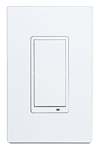 GOCONTROL RA45110 Z-Wave Smart 3-Way Switch and Dimmer, White