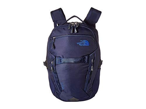 The North Face Surge Backpack, Montague Blue/TNF Blue, One Size
