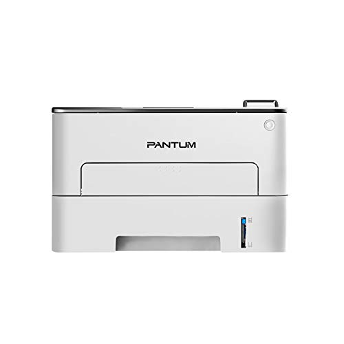 Pantum P3302DW Compact Wireless Monochrome Laser Printer Black and White Home Office Printer and Auto Two-Sided Printing