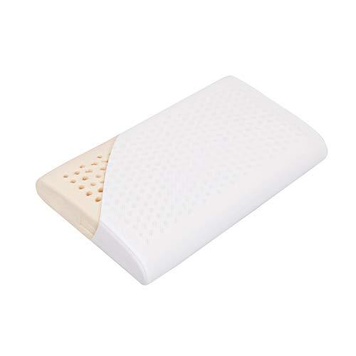 KYMDAN Natural Latex Pillow IYASHI, Hole Structures, Hypoallergenic
