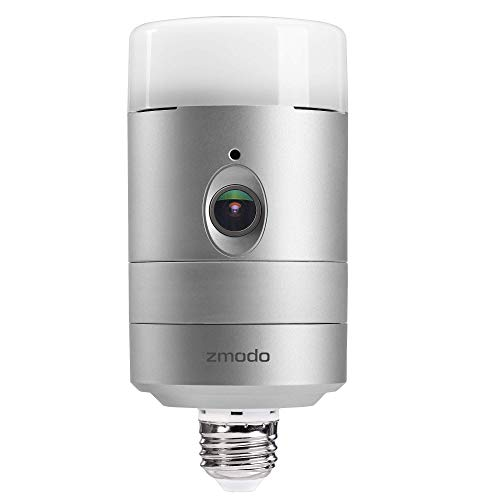 Zmodo Torch 360 Smart Home Door Light Wireless, Silver (SD-H2103)