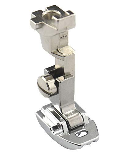 DREAMSTITCH Invisible Zipper Presser Foot with 0083677000 (#75) Shank for All Bernina New Style Sewing Machine Activa Artista Aurora Virtuosa 0083601LZ
