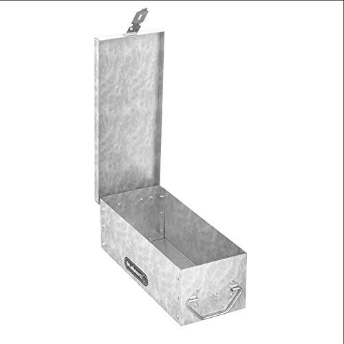 Stalwart 75-500 Lock Box, 12', Silver