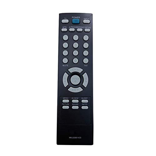 PROROK New Remote Control MKJ33981433 fit for LG LCD TV 37LG30-UA 5260UA 52LG60 LG TV 47LG50-UG 47LG50-UA