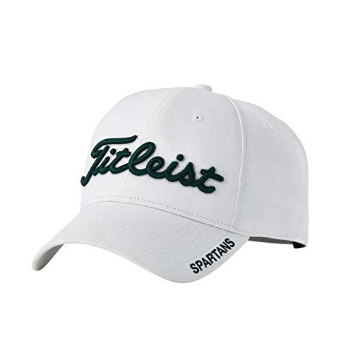 Titleist Collegiate Tour Performance Golf Hat Michigan State Spartans