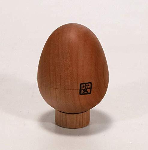 Karakuri Creation Group Egg Puzzle Box: Handmade in Japan by Akio Kamei