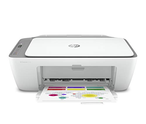 HP DeskJet 2755 Wireless All-in-One Printer, Mobile Print, Scan & Copy, HP Instant Ink Ready, Works with Alexa (3XV17A)