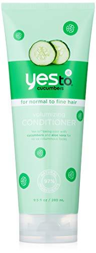 Yes To Cucumbers Volumising Conditioner 280ml