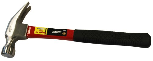 KR Tools 10315 Pro Series 16-Ounce Rip Hammer with Fiberglass Handle