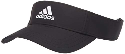 adidas Golf Golf Men's Tour Visor, Black, One Size Fits Most