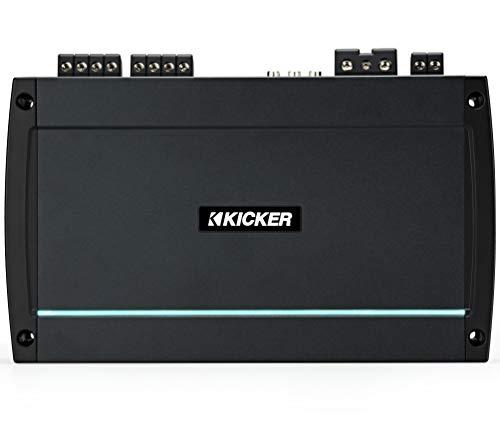 Kicker KXMA800.5 4x100-Watt Four-Channel Full-Range Class D Amplifier with 400-Watt Class D Subwoofer Channel