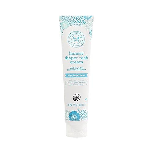 The Honest Company, Diaper Rash Cream, 2.5 Oz