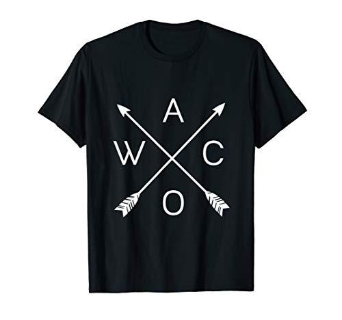 Farmhouse Inspired Waco T-Shirt - Silos, Shiplap, Farmhouse