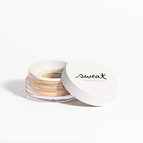 Sweat Cosmetics Foundation Powder Jar SPF 30 Water + Sweat Resistant (Shade 100: light)