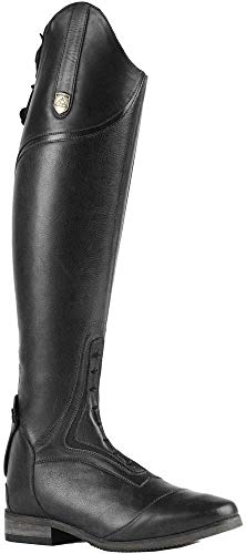 Mountain Horse MH Sovereign Field Boot 7 Wide Black