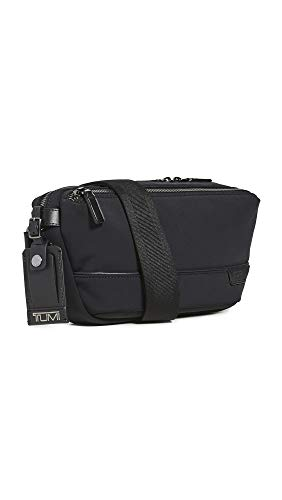 TUMI - Harrison Dante Utility Pouch Waist Pack - Crossbody Bags for Men and Women - Black