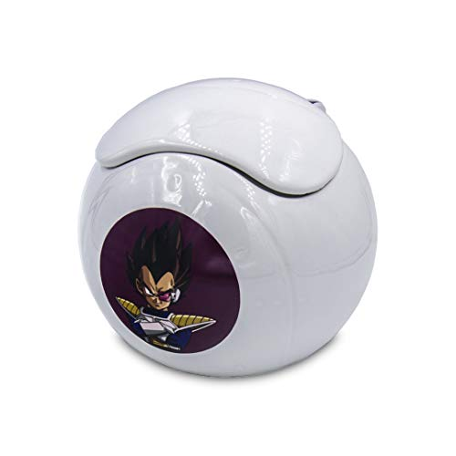 Dragon Ball Z - Saiyan Space Pod Magic Mug