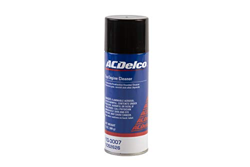ACDelco 10-3007 Top Engine Cleaner - 13 oz Aerosol