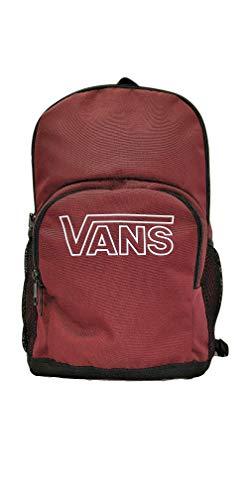 Vans OFF THE WALL Alumni Pack 3 Backpack Burgundy/Black VN0A46ND4QU
