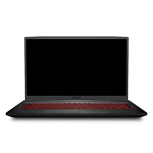 CUK GF75 Thin by MSI Gaming Notebook (Intel Core i7, NVIDIA GeForce GTX 1660 Ti 6GB, 32GB DDR4 RAM, 512GB NVMe SSD + 2TB HDD 17.3 FHD IPS-Level 144Hz 3ms, Windows 10 Home) Gamer Laptop Computer