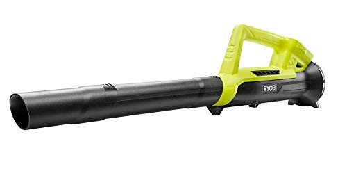 RYOBI ONE+ 18 Volt Lithium-Ion Cordless Leaf Blower/Sweeper (Bare Tool) (Bulk Packaged)