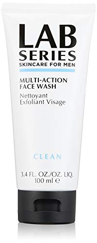 Lab Series for Men Multi-Action Face Wash, 100ml / 3.4 Fluid Ounce