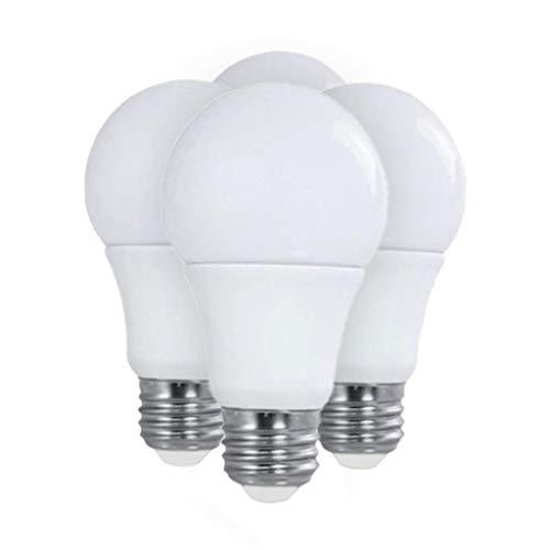 Satco 28770-11.5A19/LED/50K/ND/120V/4PK S28770 A19 A Line Pear LED Light Bulb