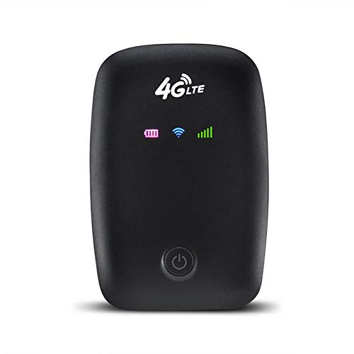 Coyan 4G Wireless Router car Portable WiFi Multi-User Connection-Support Multi-User Access Supports The Frequency Band FDD LTE: B1 / 3/5/7/8/20 TDD-LTE Signal Indicators