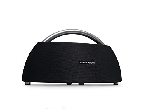 Harman Kardon Go+Play Mini 2 - Portable Bluetooth Speaker - Black