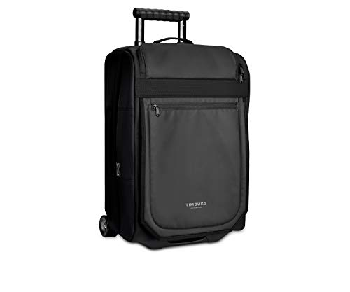 TIMBUK2 Copilot Luggage Roller, Black, Medium
