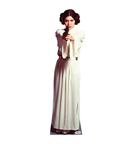111 Advanced Graphics Princess Leia Organa Life Size Cardboard Cutout Standup - Star Wars Classics (IV - VI)