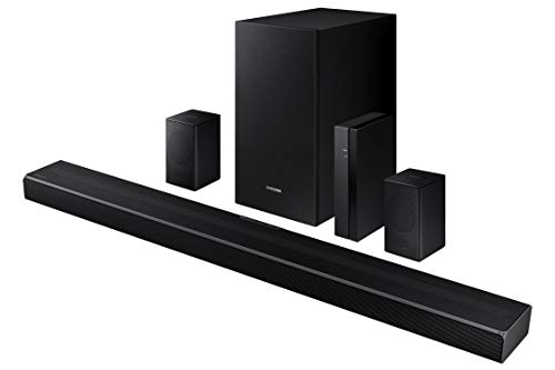 Samsung HW-Q67CT 38.6' 7.1 Channel Home Theater Sound System with Wireless Subwoofer and Rear Speakers