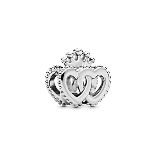 Pandora Jewelry United Regal Hearts Sterling Silver Charm