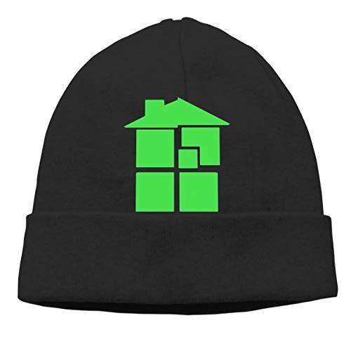NarcNton Homestuck Unisex Beanie Hats Cuff Skating Toboggan Winter Warm Hedging Cap Black
