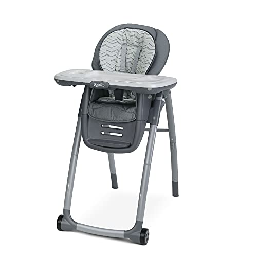 Graco Table2Table Premier Fold 7 in 1 Convertible High Chair | Converts to Dining Booster Seat, Kids Table and More, Landry