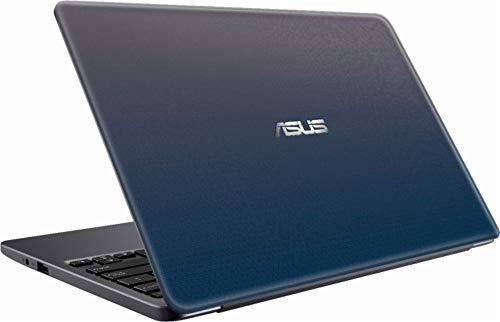 ASUS Newest 11.6' HD Laptop - Intel Celeron Processor, 4GB RAM, 32GB eMMC Flash Memory, HDMI, Bluetooth, Windows 10