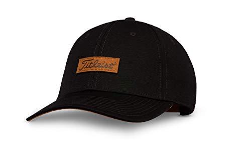 Titleist Men's Standard Charleston, Black/Brown, One Size fits All