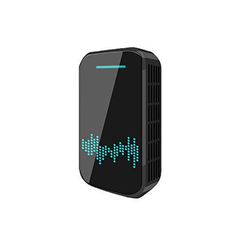 ZWNAV AI Box Android Carplay Radio Upgrade Auto Audio Apple Wireless Multimedia Player GPS Navigation Head Unit Stereo Car Video Players (MTK, 4GB+32GB)