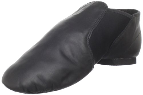 Dance Class Women's GB101 Spandex Gore Jazz Shoe,Black,9 M US