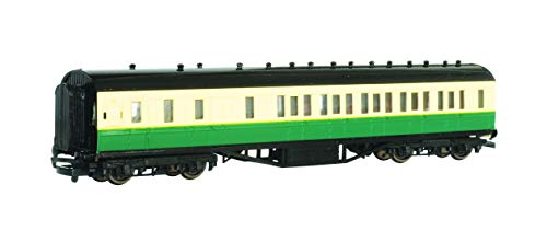 Bachmann Thomas & Friends Gordon's Express Brake Coach - HO Scale, Prototypical White & Green