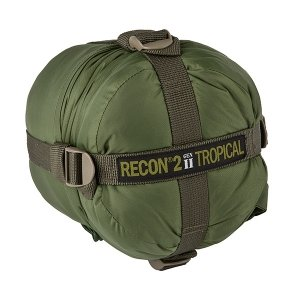 Elite Survival Systems Recon 2 Sleeping Bag, Olive Drab, Rated to 41 Degrees Fahrenheit (RECON2-OD)