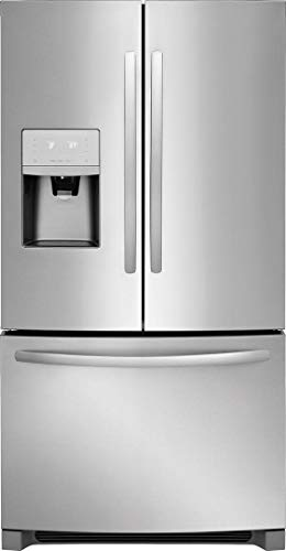 Frigidaire FFHD2250TS 36 Inch Counter Depth French Door Refrigerator with 22.5 cu. ft. Total Capacity, in Stainless Steel