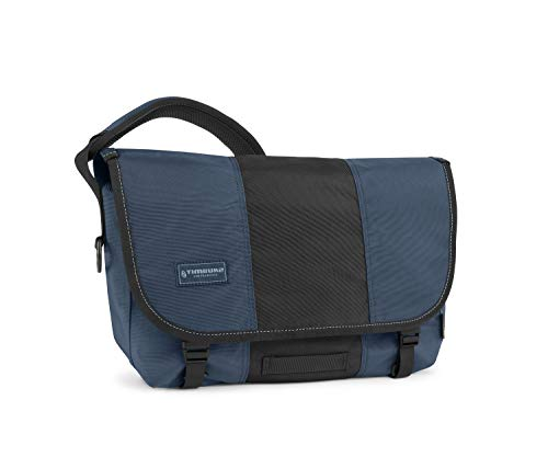 Timbuk2 Classic Messenger, Dusk Blue/Black - Medium (116-4-4090)