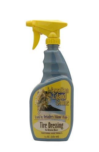 Hawaiian Island Shine 765 Satin Finish Tire Dressing - 23 oz.