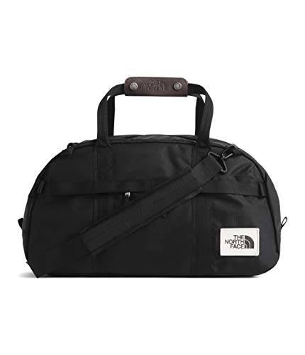 The North Face Berkeley Duffel – Small Tnf Black Heather One Size