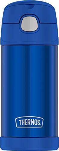 Thermos Blue Funtainer 12 Ounce Bottle