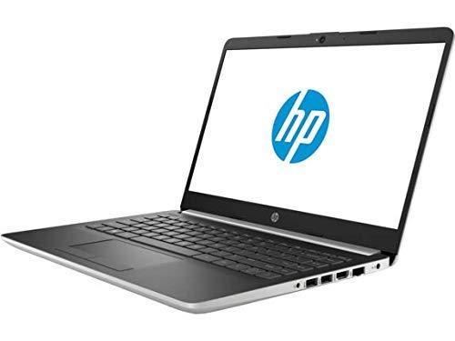 New HP 14' Full HD IPS 1080p Crisp Screen Light and Fast Laptop PC, Backlit Keyboard, 8th Gen Intel i3-8130U Dual-Core Processor 4GB RAM 128GB SSD 802.11ac Bluetooth 4.2 HDMI Windows 10 - Silver