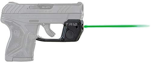 ArmaLaser TR12G Designed to fit Ruger LCP II Green Laser Sight with Grip Activation