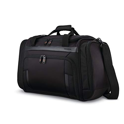Samsonite Pro Softside Duffel Bag, Black, One Size